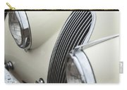1954 Jaguar Xk120 Roadster Grille Carry-all Pouch
