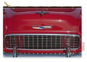 1955 Chevrolet 210 Hood Ornament And Grille Carry-all Pouch