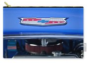 1955 Chevrolet Belair Hood Emblem 4 Carry-all Pouch