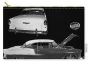 1955 Chevy Bel Air 2 Door Hard Top Carry-all Pouch