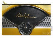1955 Chevy Belair Clockface Carry-all Pouch
