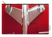 1955 Chevy Belair Hood Ornament Carry-all Pouch