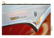 1955 Ford Fairlane Crown Victoria Emblem Carry-all Pouch