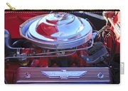 1955 Ford Thunderbird Engine Carry-all Pouch