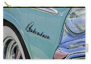 1955 Plymouth Belvedere Emblem Carry-all Pouch