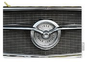 1956 Buick Century Grill Emblem Carry-all Pouch