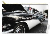 1956 Buick Century Profile 2 Carry-all Pouch