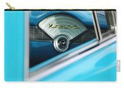 1956 Chevrolet Belair Nomad Dashboard Clock Carry-all Pouch