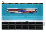 1956 Chevrolet Belair Nomad Grille Emblem Carry-all Pouch