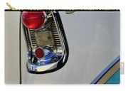 1956 Chevrolet Belair Taillight Emblem Carry-all Pouch