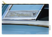 1956 Ford Fairlane Skyliner Emblem Carry-all Pouch