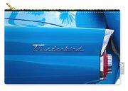 1956 Ford Thunderbird Taillight Emblem Carry-all Pouch
