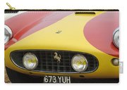 1957 Ferrari 250 Gt Lwb Scaglietti Berlinetta Carry-all Pouch
