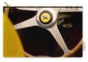 1957 Ferrari 500 Trc Scaglietti Spyder Steering Wheel Carry-all Pouch