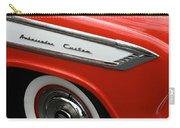 1957 Nash Ambassador Custom Carry-all Pouch
