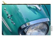 1957 Oldsmobile 98 Starfire Convertible Fender Spear Carry-all Pouch