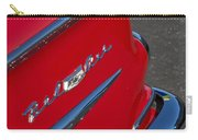 1958 Chevrolet Belair Emblem 2 Carry-all Pouch