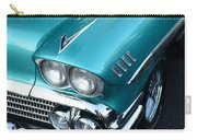 1958 Chevy Belair Front End 01 Carry-all Pouch