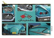 1958 Chevy Impala Carry-all Pouch
