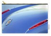 1959 Chevrolet Corvette Taillight Emblem Carry-all Pouch