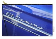 1959 Chevrolet El Camino Emblem Carry-all Pouch