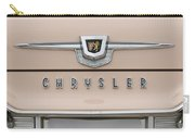 1959 Chrysler New Yorker Emblem Carry-all Pouch
