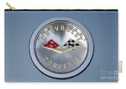 1959 Corvette Emblem Carry-all Pouch