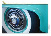 1959 Ford Ranchero Wheel Emblem Carry-all Pouch