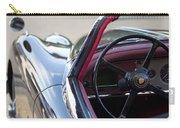 1959 Jaguar S Roadster Steering Wheel 2 Carry-all Pouch