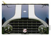1960 Ac Ace Roadster Grille Emblem Carry-all Pouch