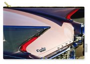 1960 Cadillac Eldorado Taillights Carry-all Pouch