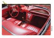1960 Chevrolet Corvette Interior Carry-all Pouch