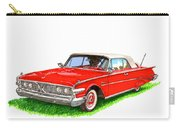 1960 Edsel Ranger Convertible Carry-all Pouch