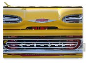 1961 Chevrolet Grille Emblem Carry-all Pouch
