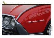 1961 Ford Thunderbird Headlight Emblem Carry-all Pouch