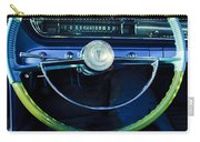 1961 Pontiac Catalina Steering Wheel  Carry-all Pouch