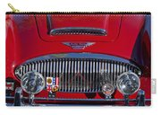 1962 Austin-healey 3000 Mkii Grille Carry-all Pouch