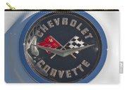 1962 Chevrolet Corvette Emblem 4 Carry-all Pouch