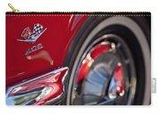 1962 Chevrolet Impala 409 Emblem Carry-all Pouch