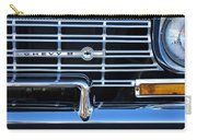 1962 Chevrolet Nova Grille Emblem Carry-all Pouch