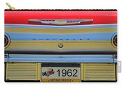1962 Chevy Impala Ss Carry-all Pouch