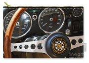 1962 Jaguar Carry-all Pouch
