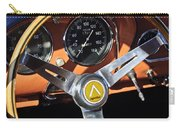 1963 Apollo Steering Wheel 2 Carry-all Pouch by Jill Reger