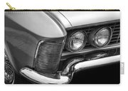 1963 Buick Riviera B/w Carry-all Pouch