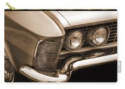 1963 Buick Riviera Sepia Carry-all Pouch
