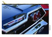1963 Chevrolet Taillight Emblem Carry-all Pouch