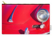 1963 Red Porsche Carry-all Pouch