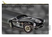 1963 Shelby Cobra 289 Carry-all Pouch