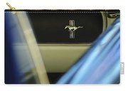1964 Ford Mustang Emblem Carry-all Pouch