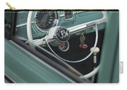 1964 Volkswagen Vw Steering Wheel 2 Carry-all Pouch